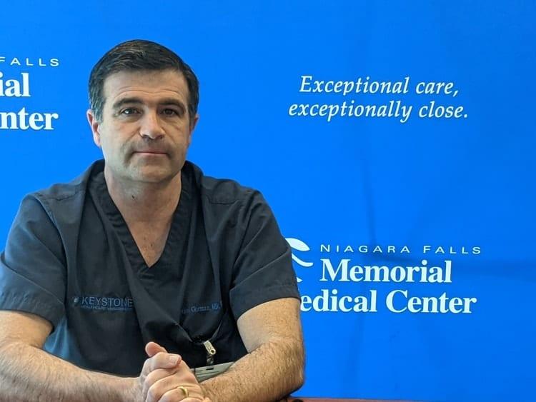emergency room director
