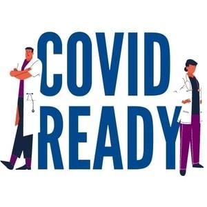 COVID Testing at John Duke Center