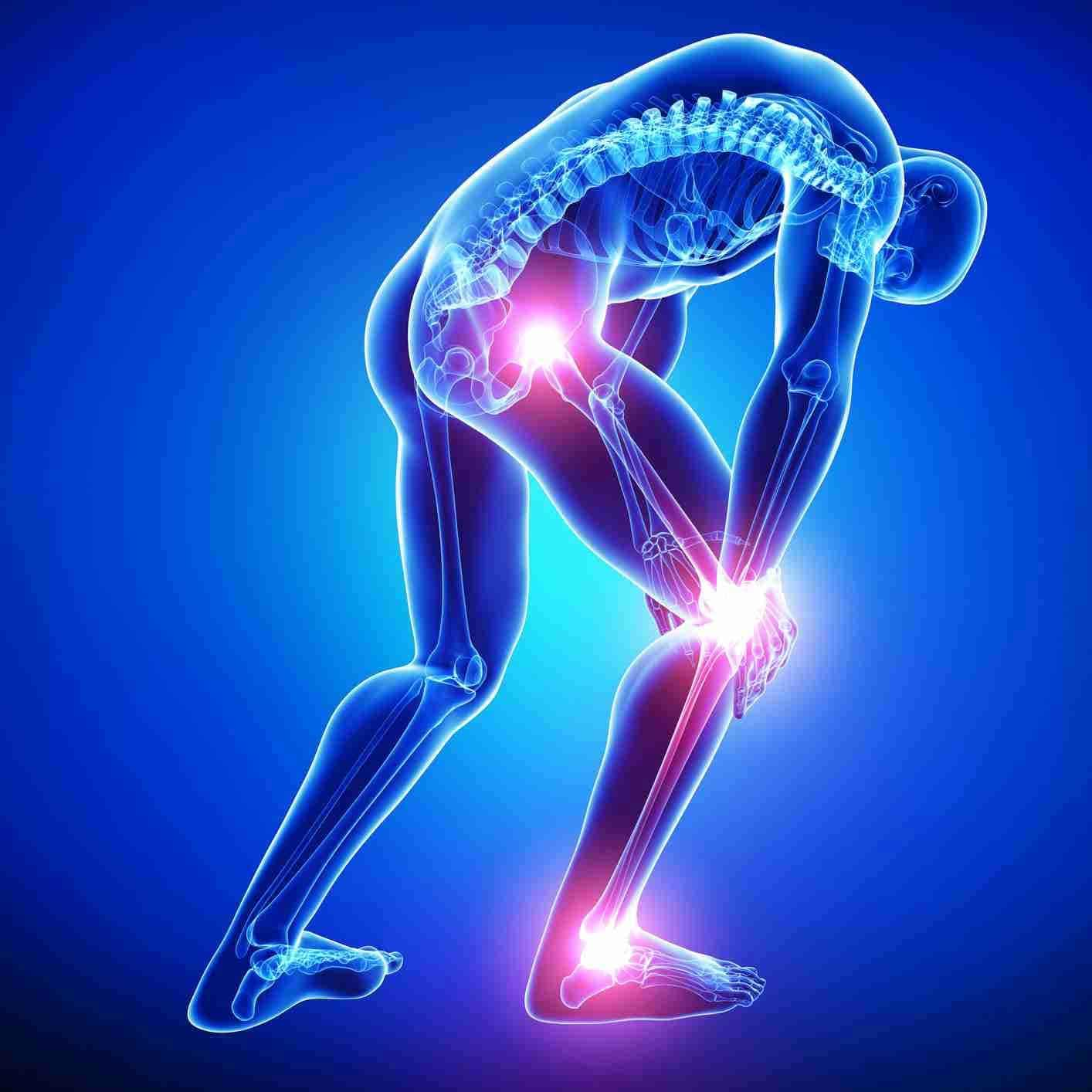 pain from joints in the body