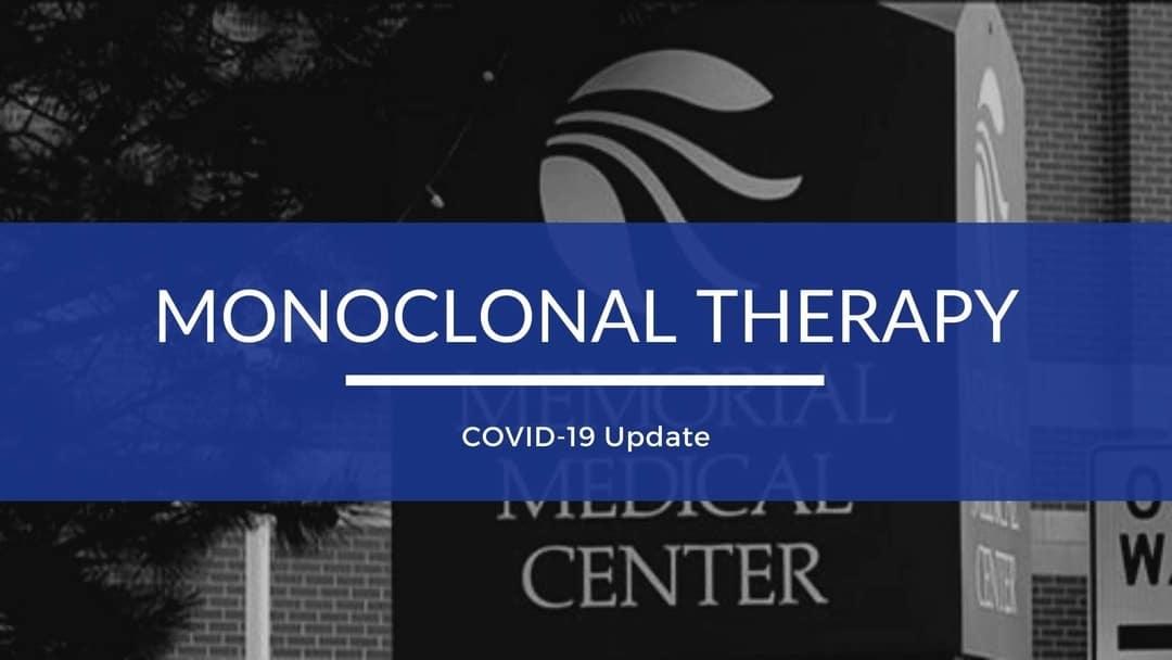 Monoclonal Covid-19 Antibody Therapy
