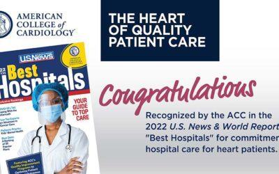 Niagara's Cardiac Cath Lab Listed In US News Report